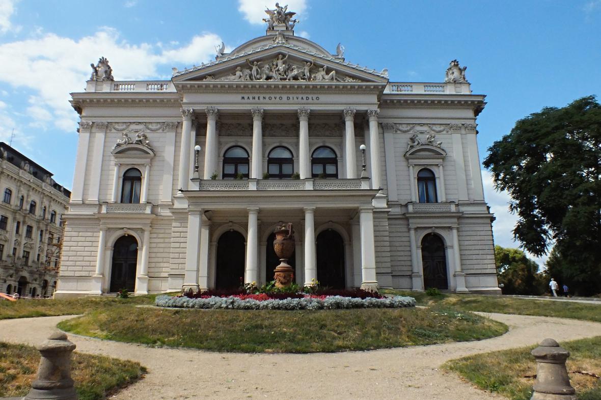 Brněnské Mahenovo divadlo