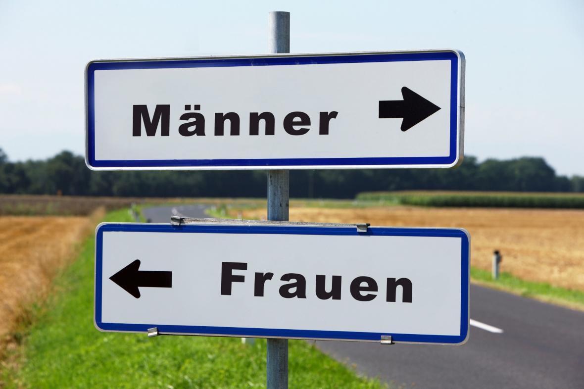 Němci si už nebudou vybírat jen mezi mužským a ženským pohlavím