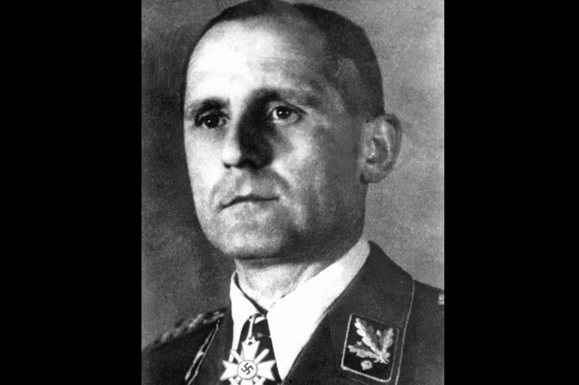 Šéf gestapa Heinrich Müller