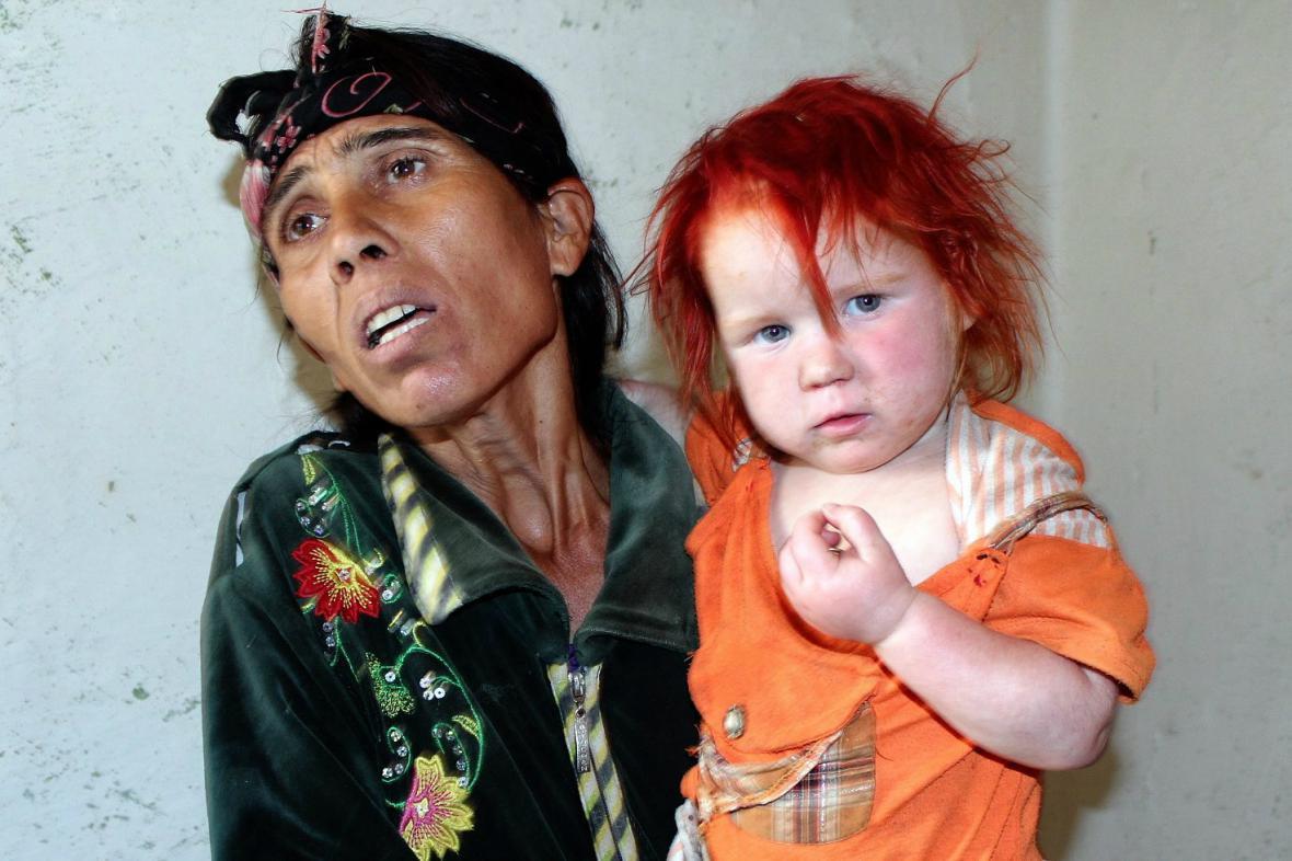 Bulharka Saša Rusevová je zřejmě matkou dívky nalezené v Řecku