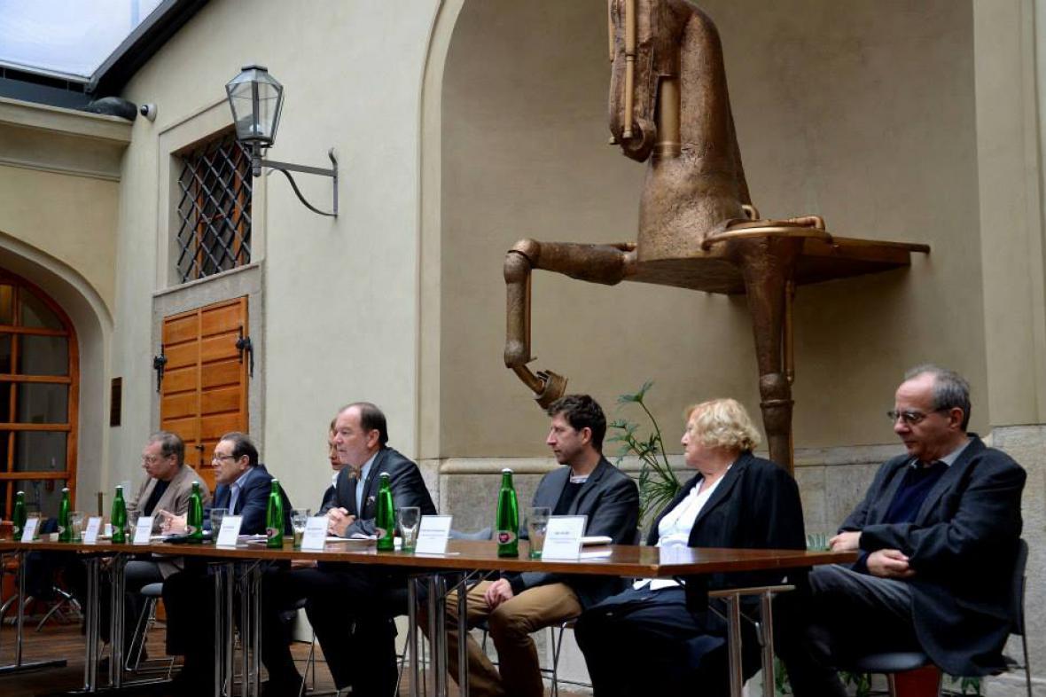 Tisková konference MKČR