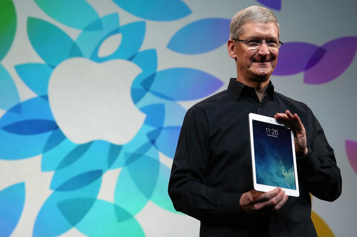 Nová generace iPadu