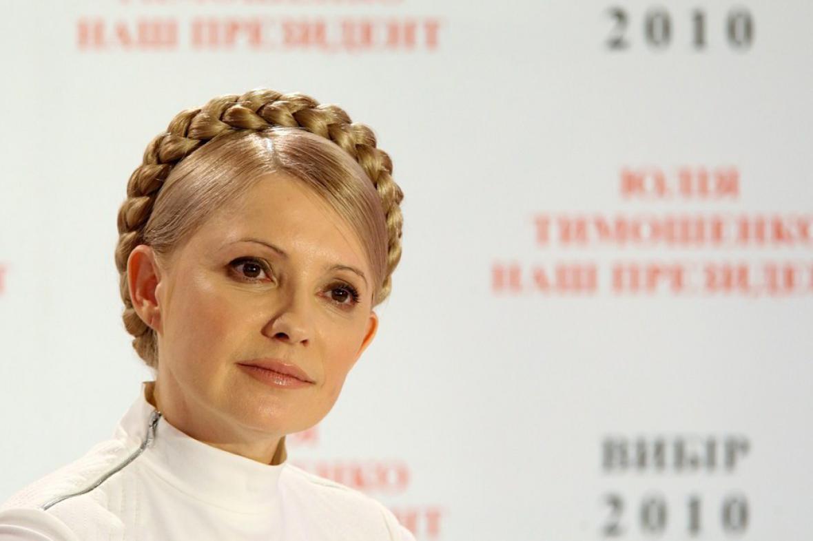 Ukrajinské expremiérce Tymošenkové hrozí už třetí žaloba