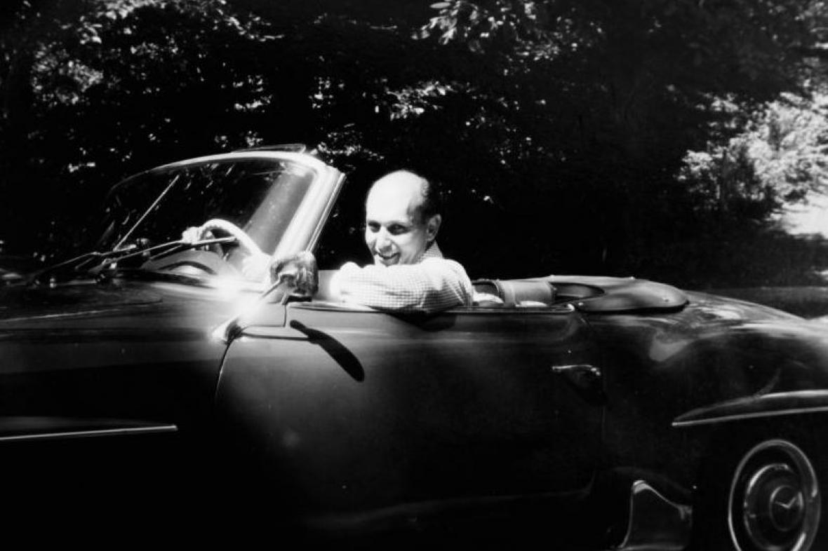Z filmu Cesta životem: Sir Georg Solti