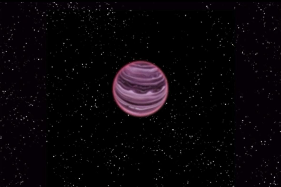 Planeta PSO J318.5-22