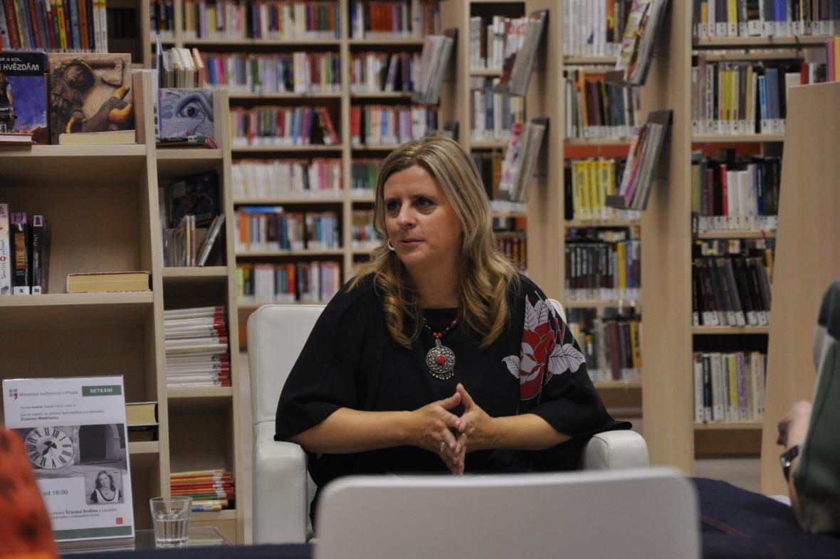 Zuzana Maléřová
