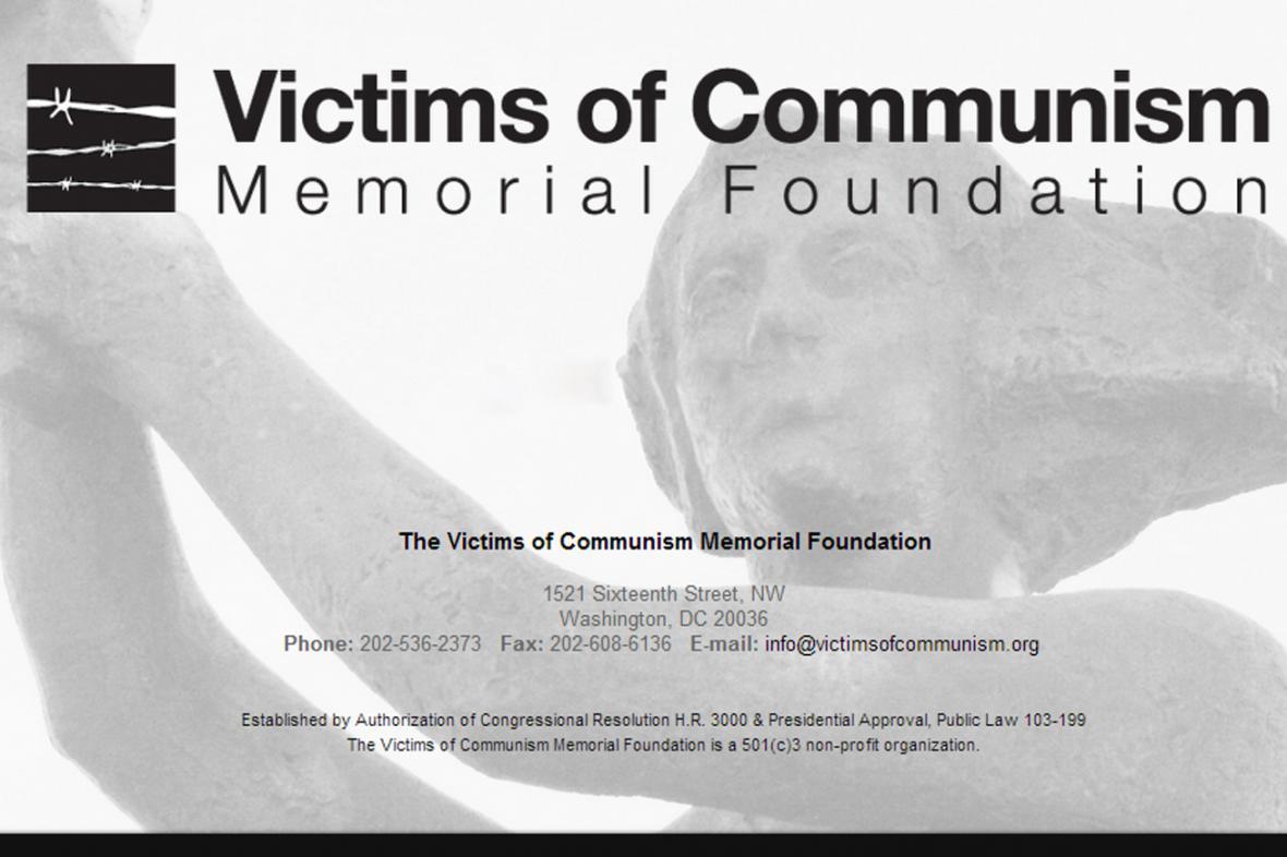 Victims of Communism Memorial Foundation