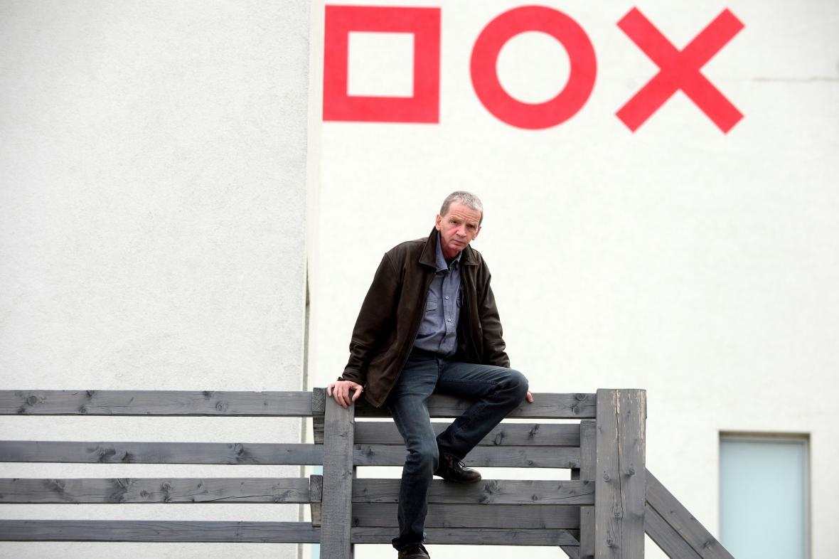 Zakladatel DOXu Leoš Válka