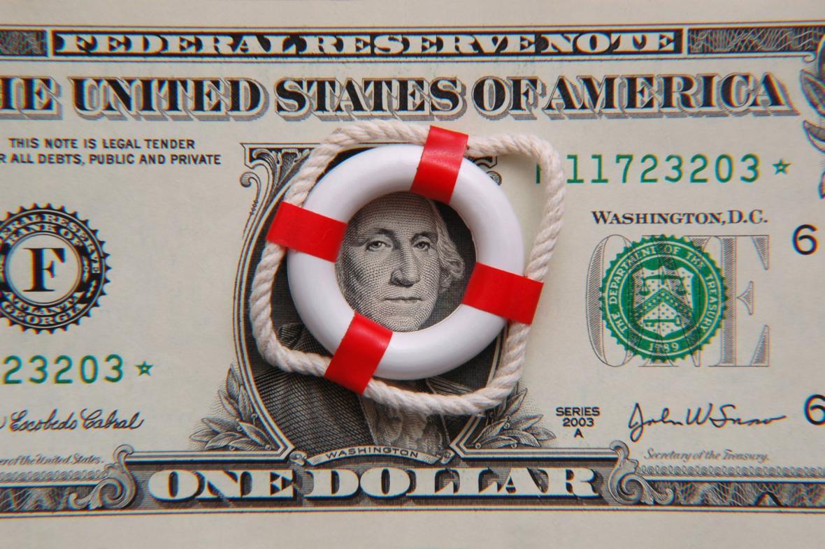 Záchrana americké ekonomiky