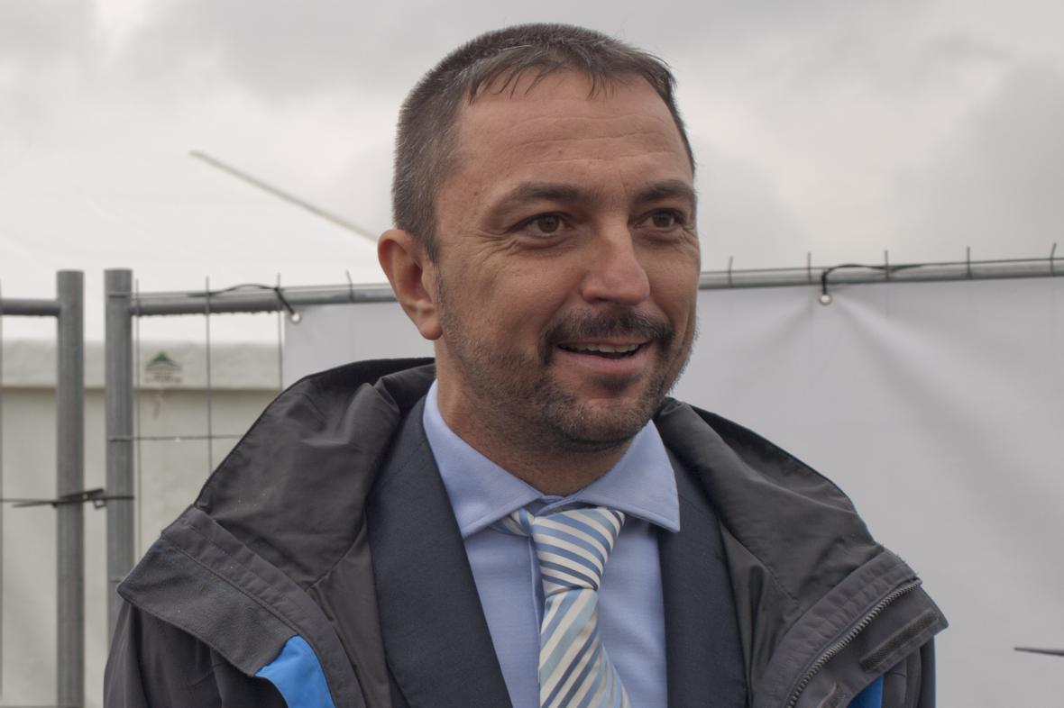 Zbyněk Pavlačík, organizátor Dnů NATO 2013