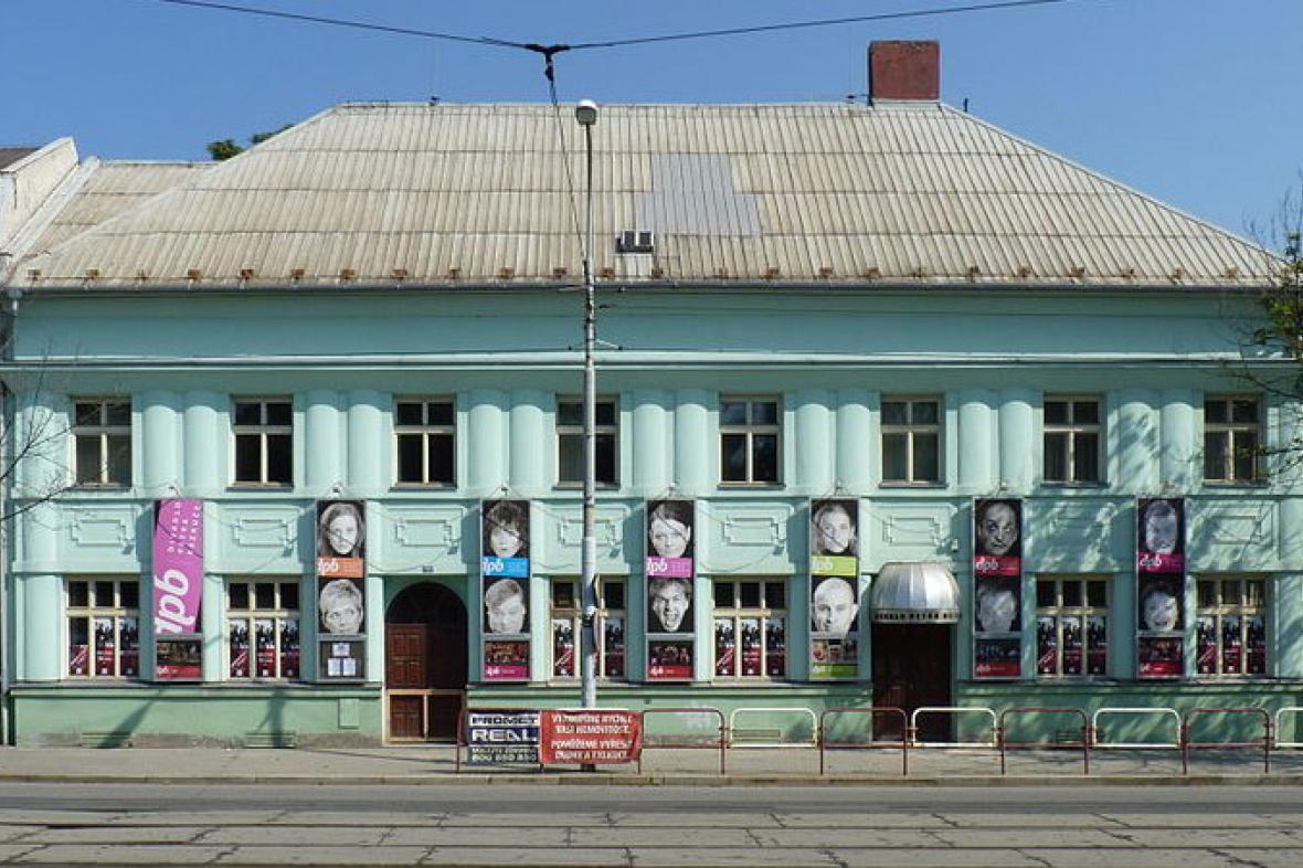 Divadlo Petra Bezruče