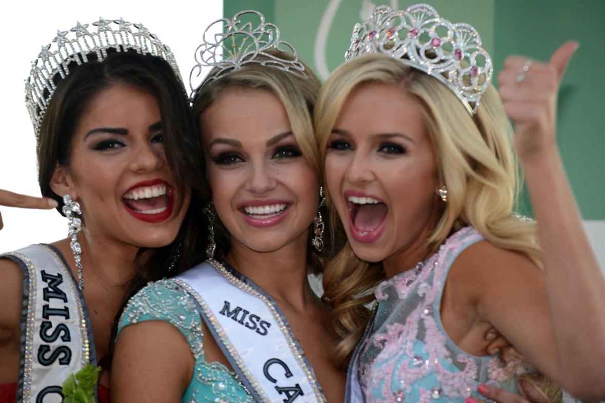 Miss California Teen 2013