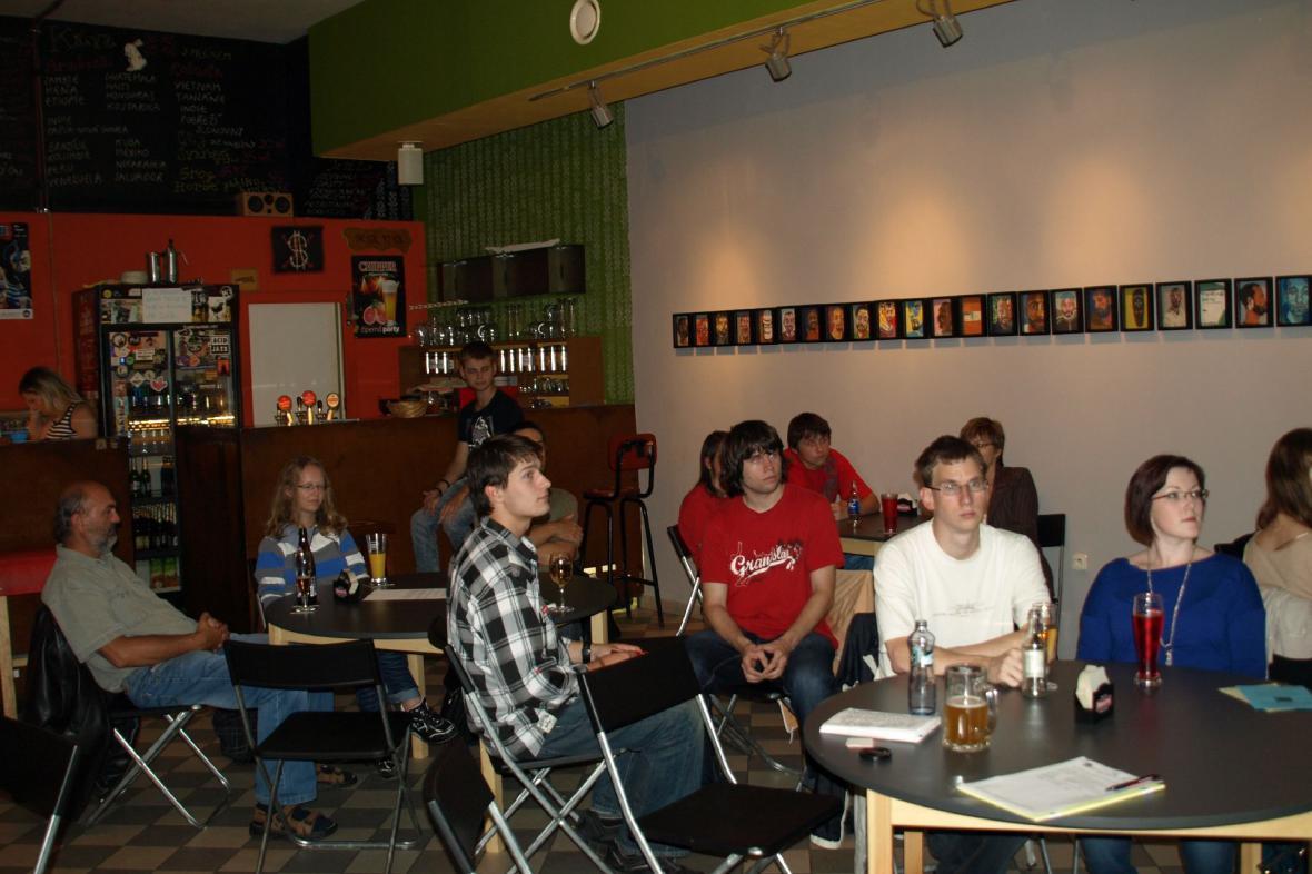 Science Café - Univerzita Pardubice