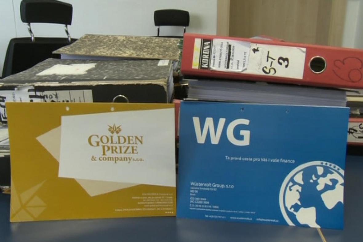 Golden Prize Company a Wüstenrolt podle policie podvedly svoje klienty