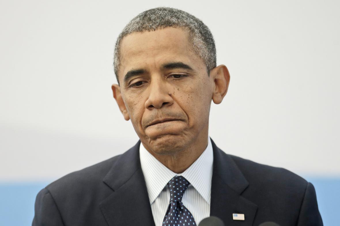 Barack Obama v Rusku