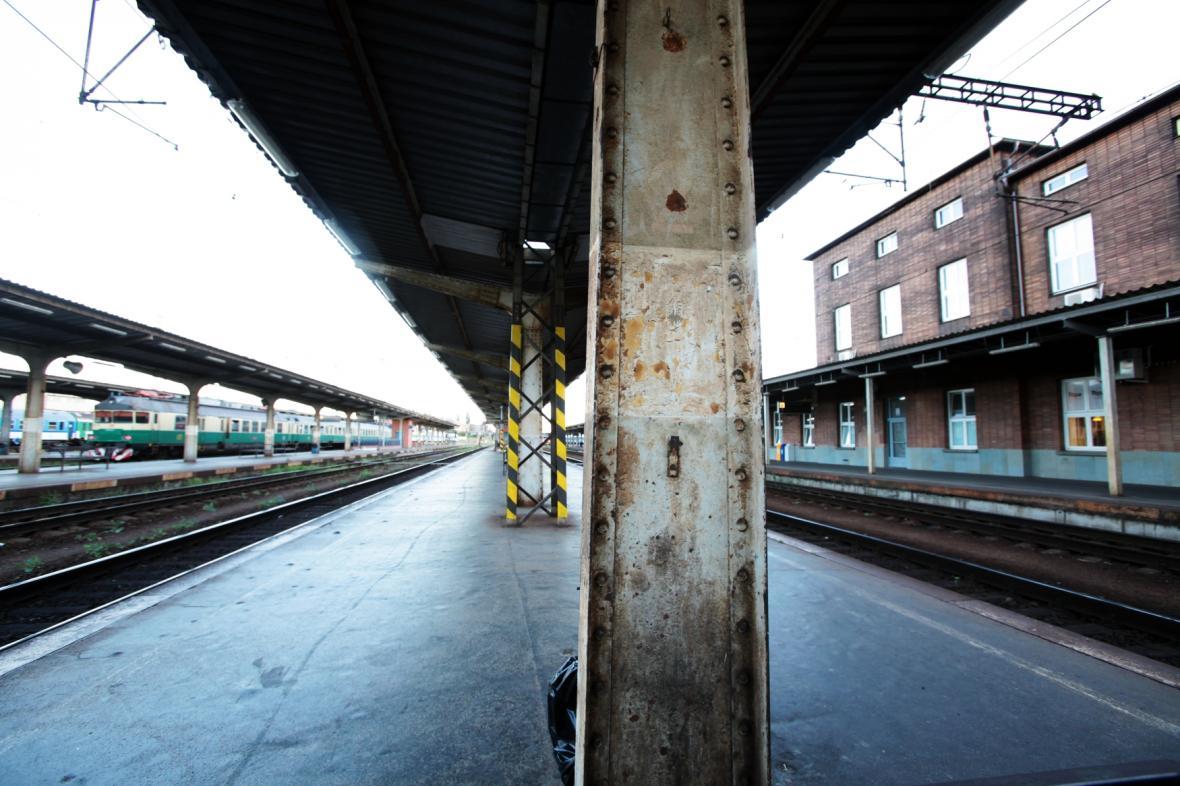 Olomoucké nádraží