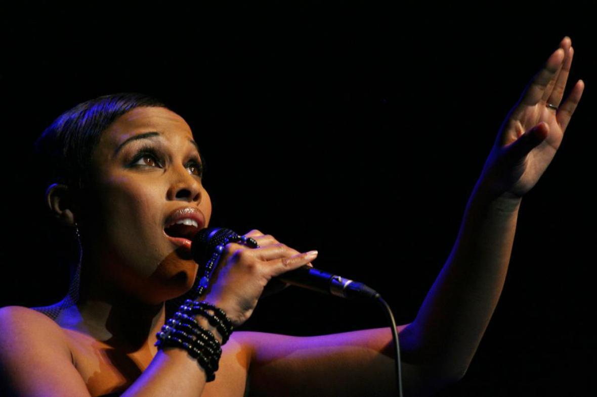 Melanie Scholtzová z Jihoafrické republiky vystoupí na festivalu Jazz Brno 2013