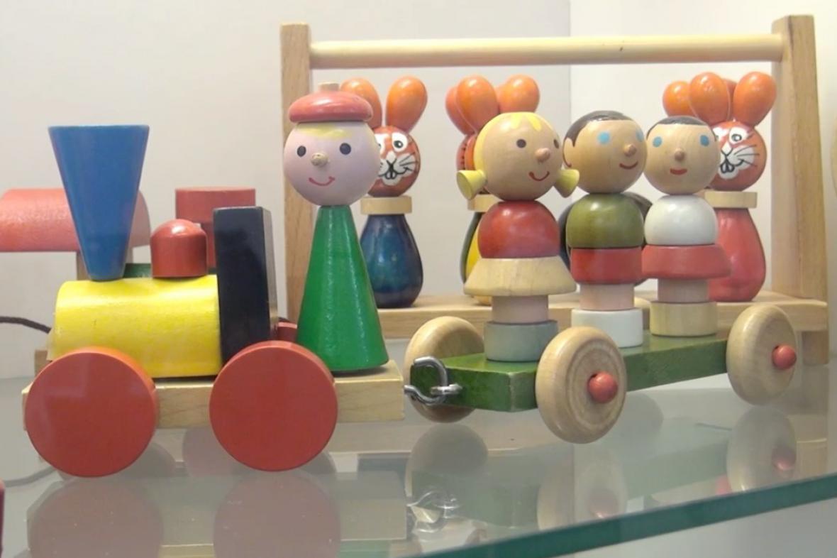 Výstava hraček