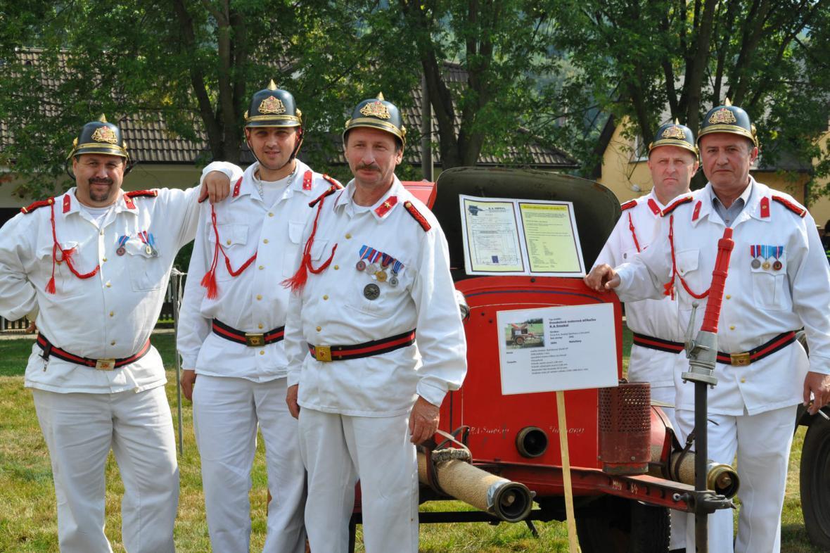 130 let SDH Běloves