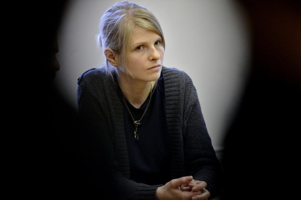 Anastázie Hagenová-Hryšajová