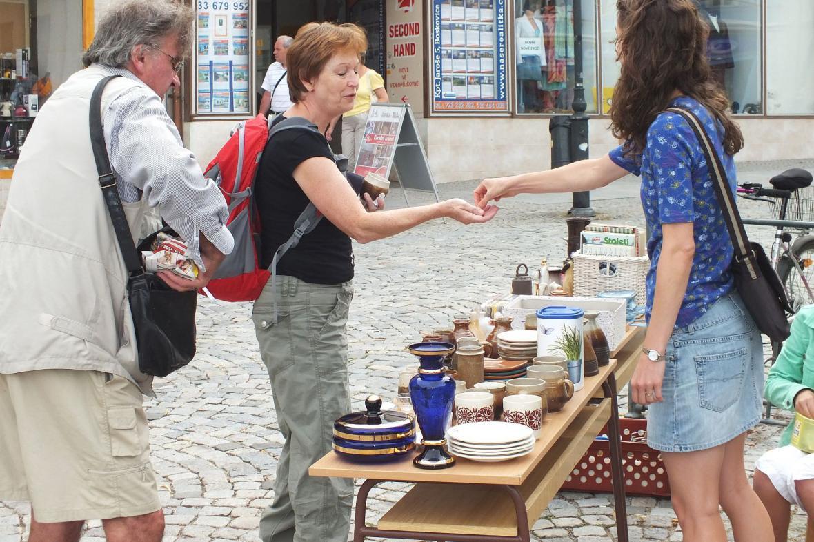 Bleší trh v Boskovicích