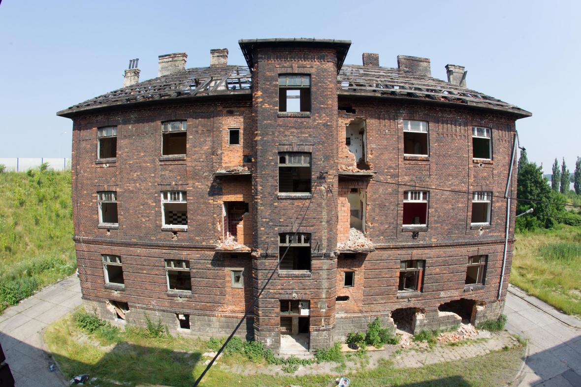 Dům v Přednádraží