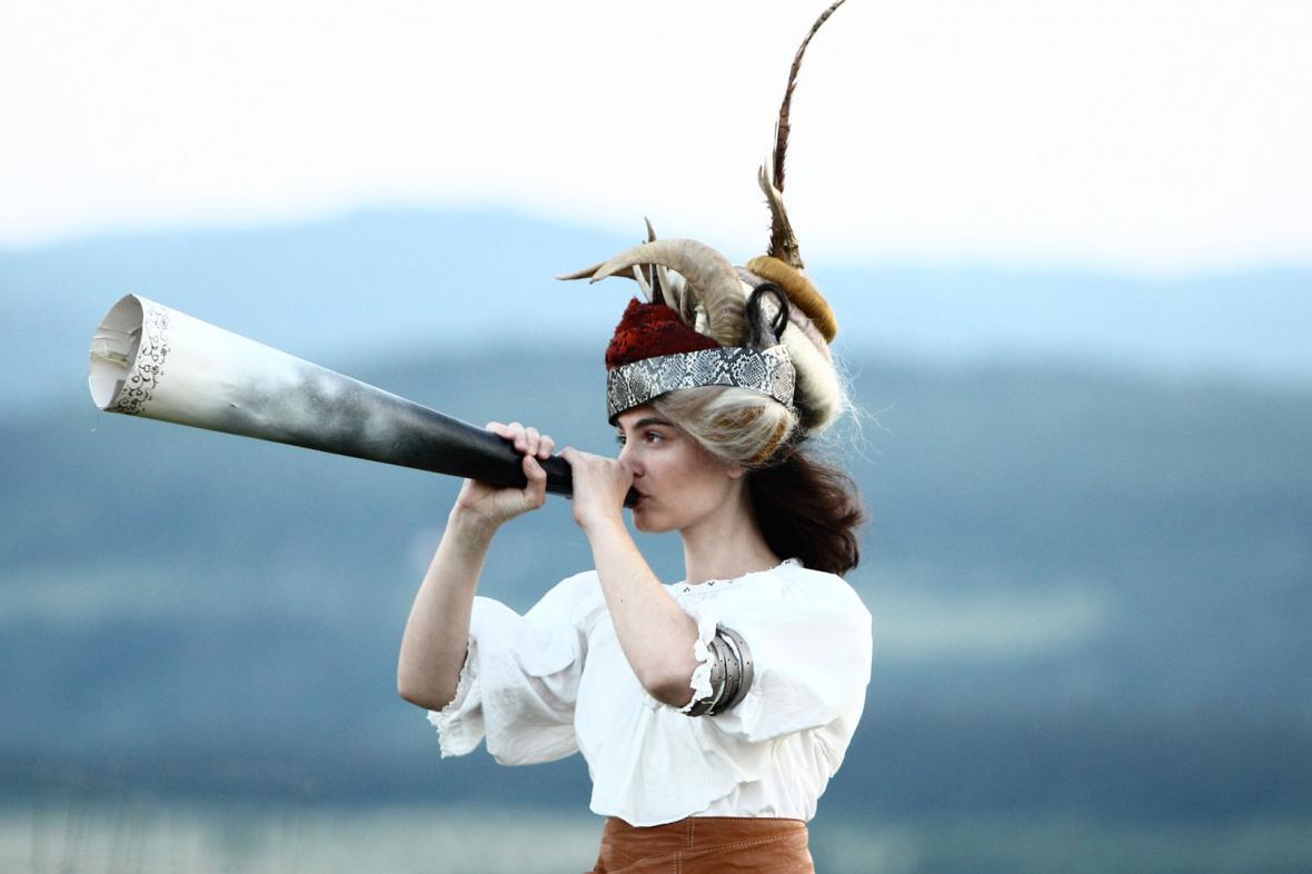 Český folklor v novém
