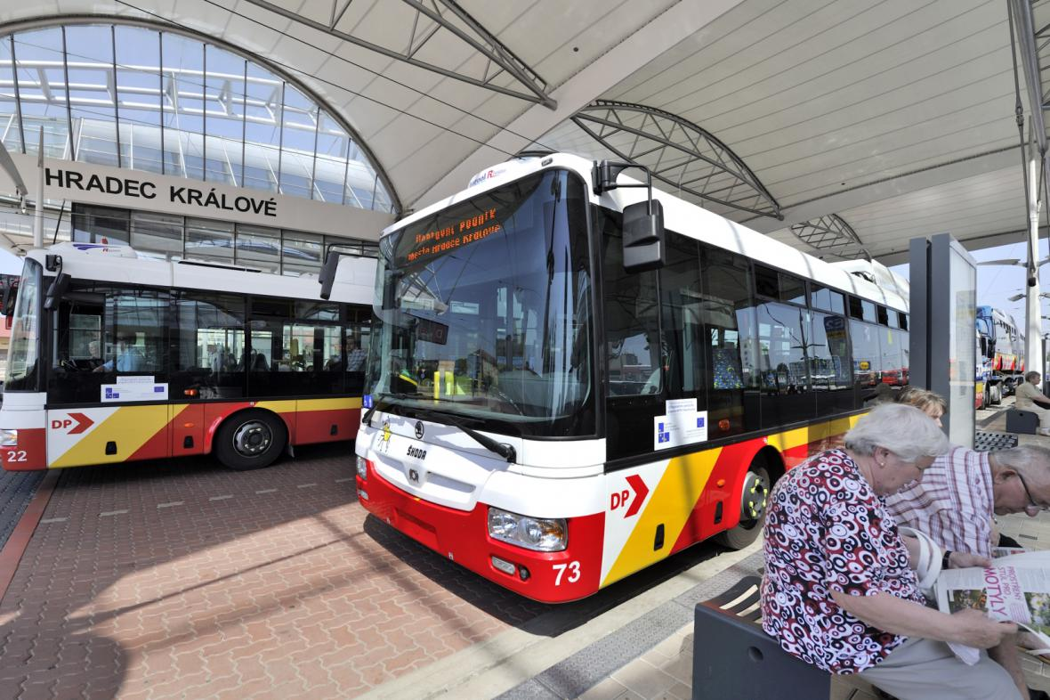 Královéhradecké trolejbusy