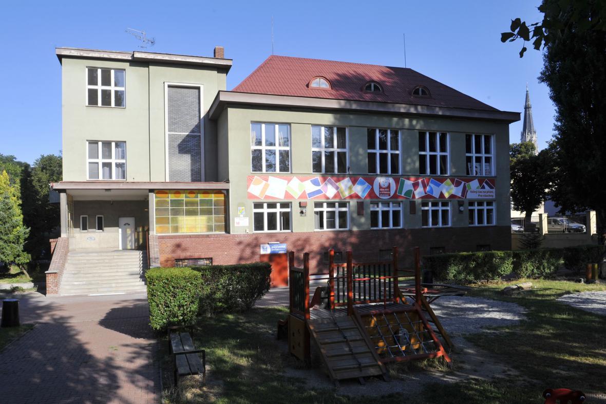 Dům dětí a mládeže v Olomouci