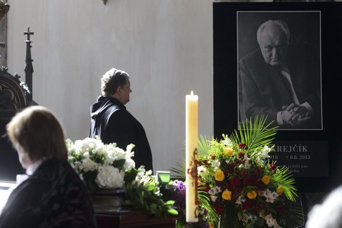 Rozloučení s Jiřím Krejčíkem