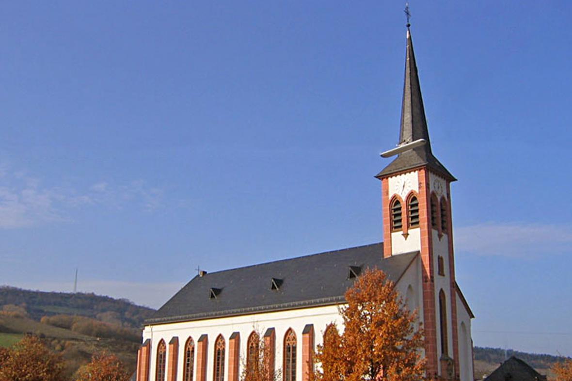Kostel svatého Martina ve Fellu