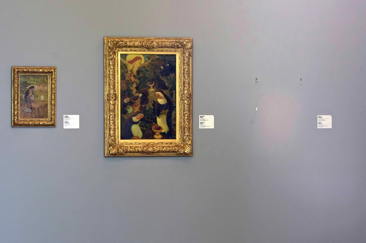 Rotterdamská galerie Kunsthal po loupeži obrazů