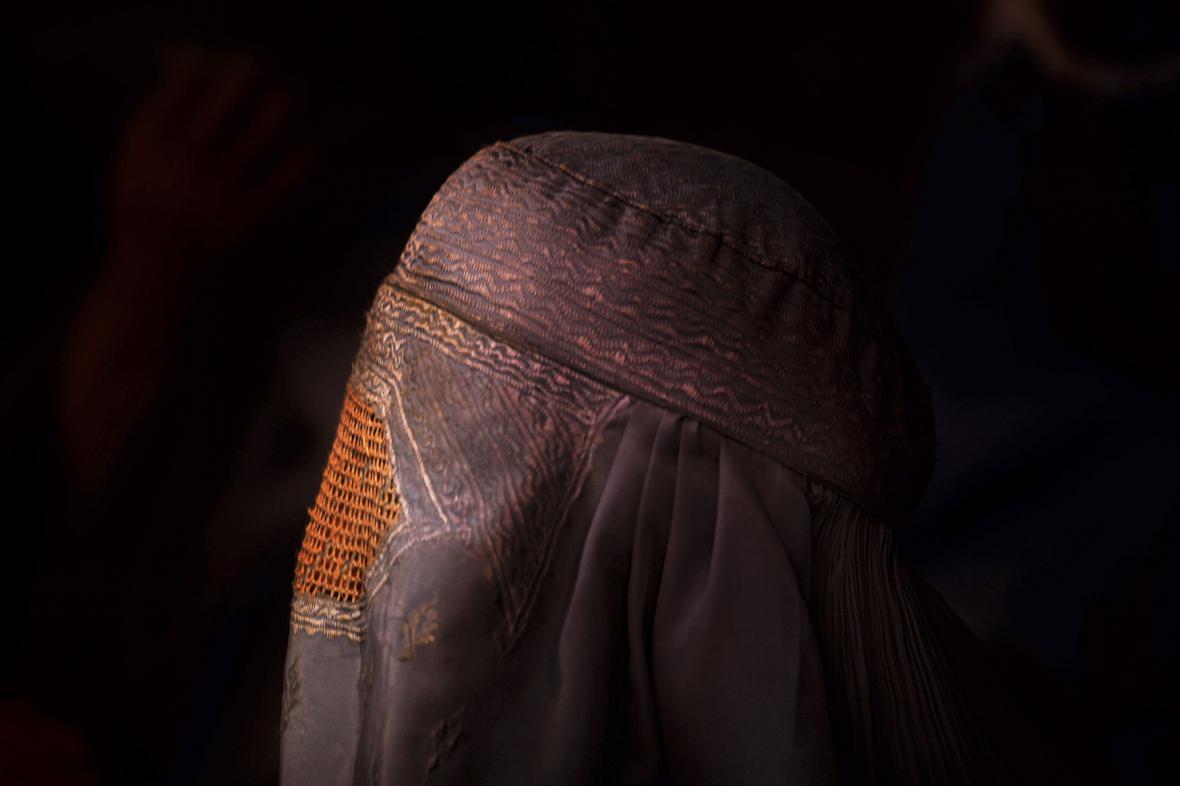 Afghánská žena