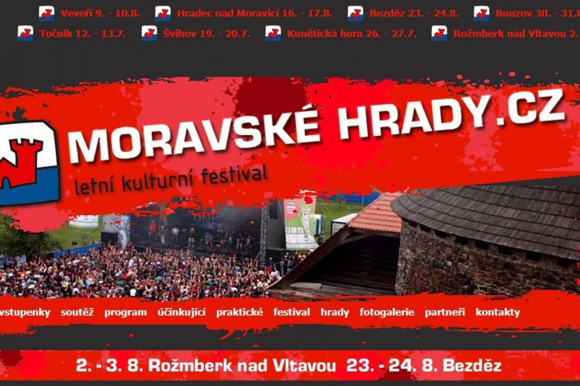 Festival Moravské hrady