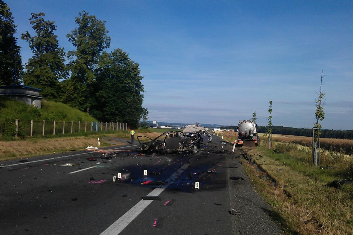 Nehoda na Svitavsku