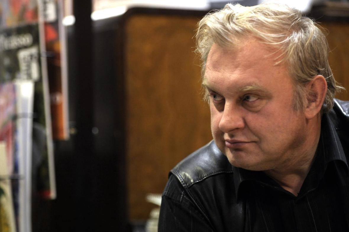 Miroslav Ransdorf na snímku z roku 2010
