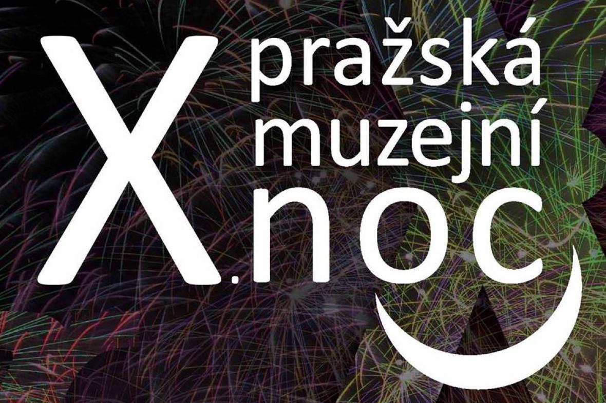 Desátá Pražská muzejní noc