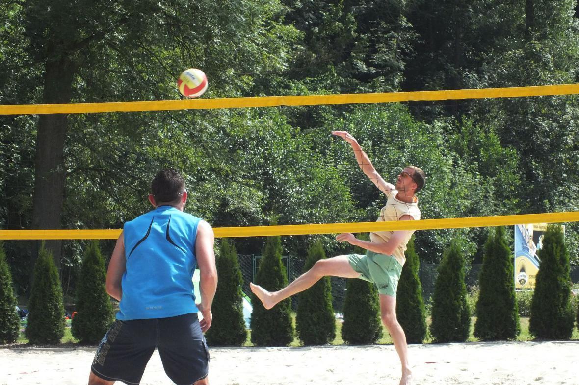 Volejbalový turnaj v Boskovicích