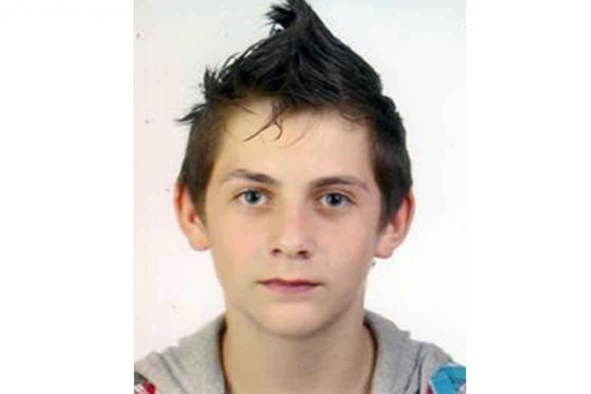 Třináctiletý Jaromír Beran z Plzně