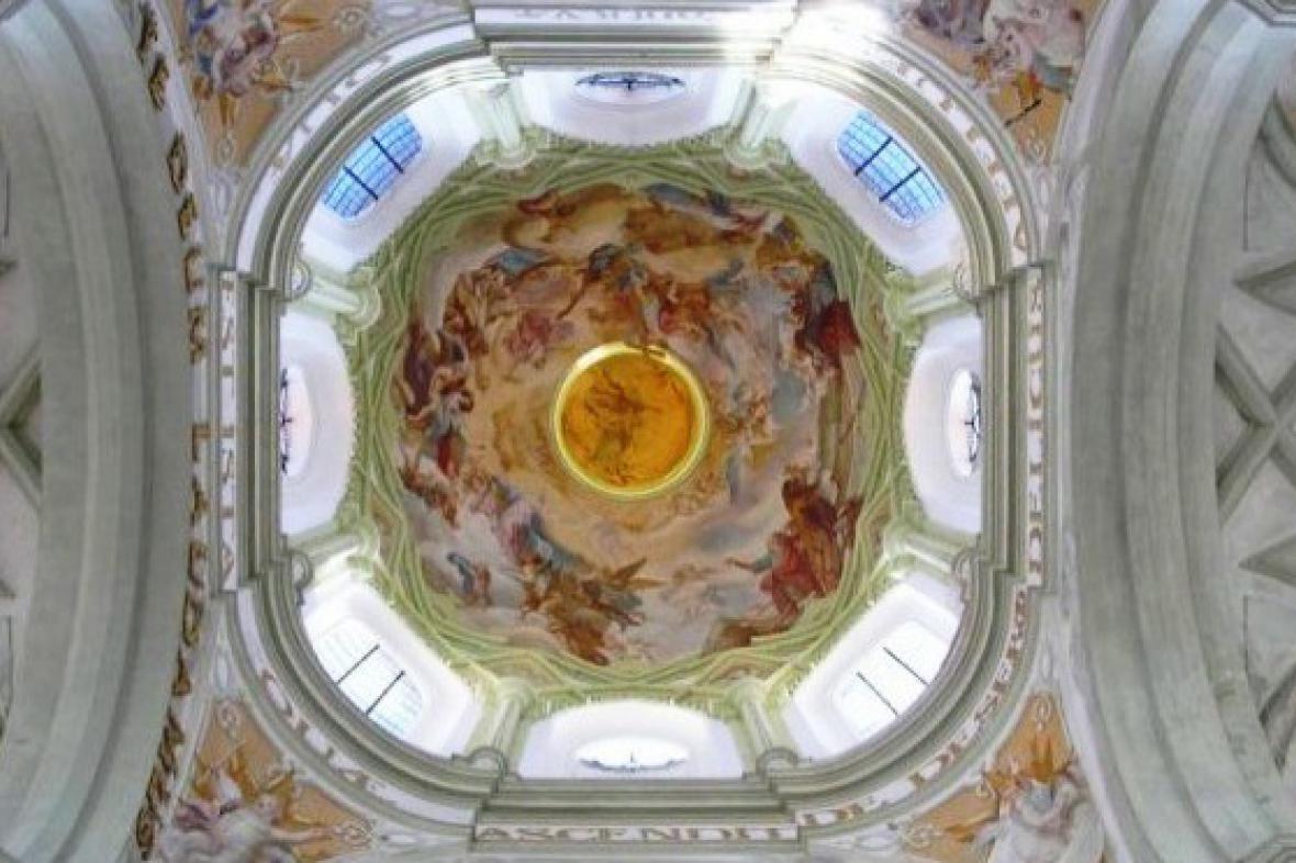 Katedrála v Kladrubech
