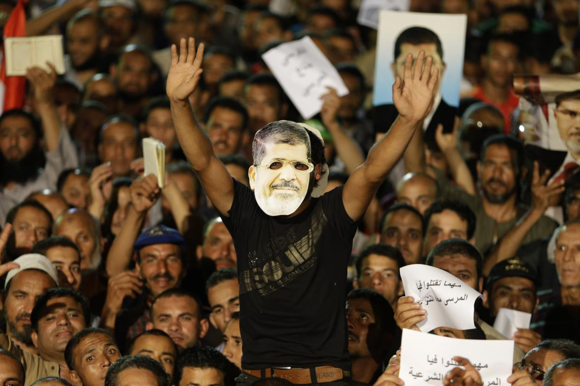Mursího přívrženci