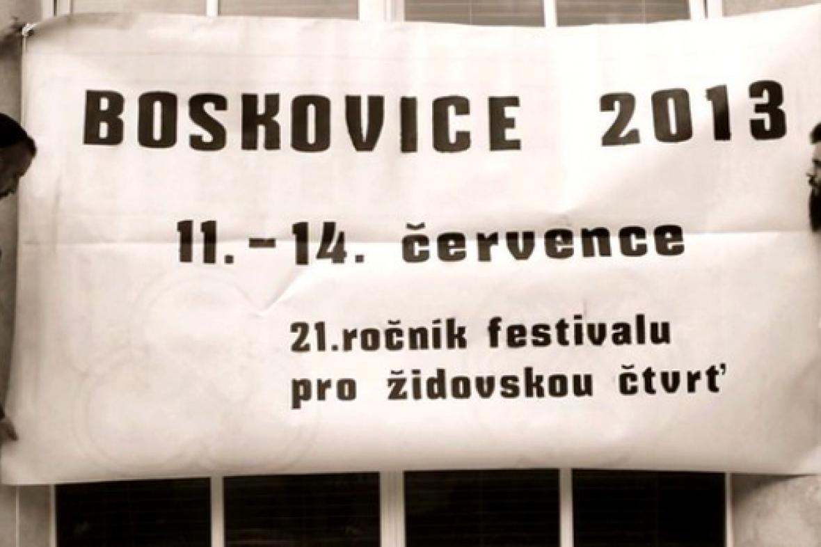 Boskovice - Festival pro židovskou čtvrť