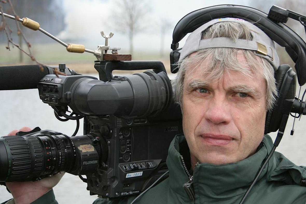 Kameraman Radomír Řezáč