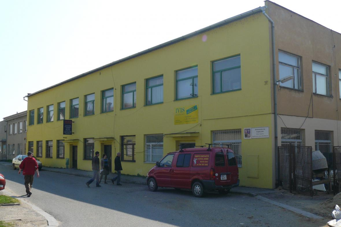 Areál bývalé Správy a údržby silnic v Břeclavi