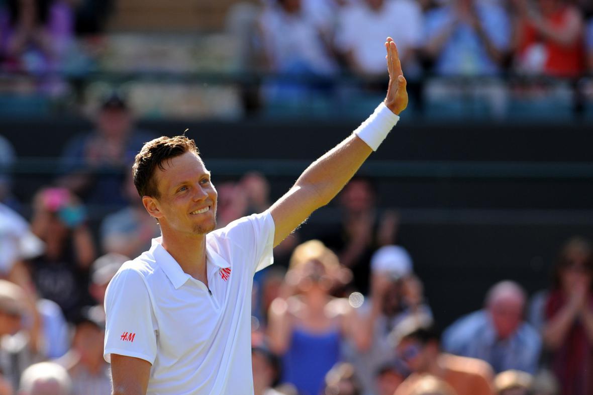 Berdychova vítězná radost