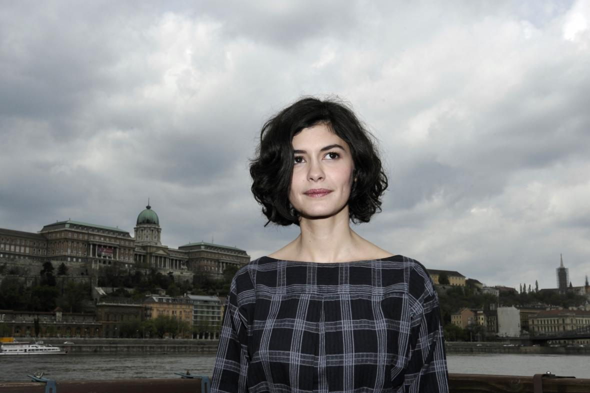 Audrey Tautouová