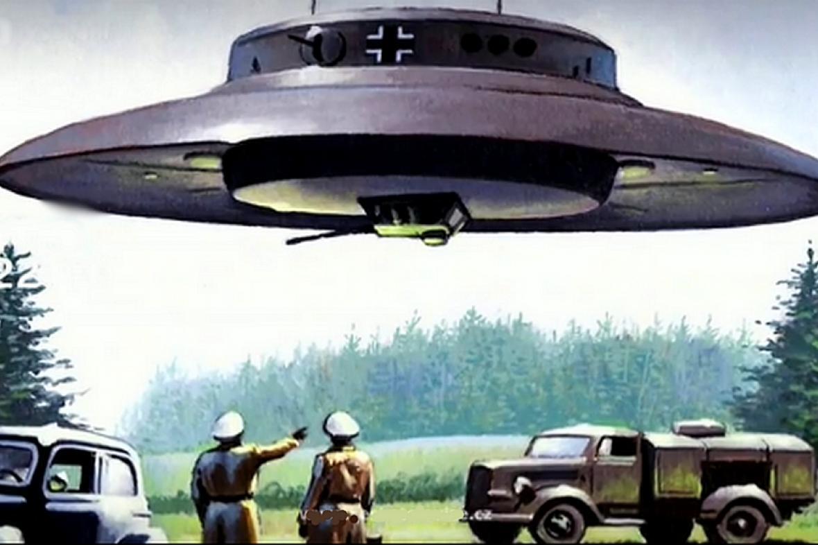 UFO ve službách válečného nacismu?