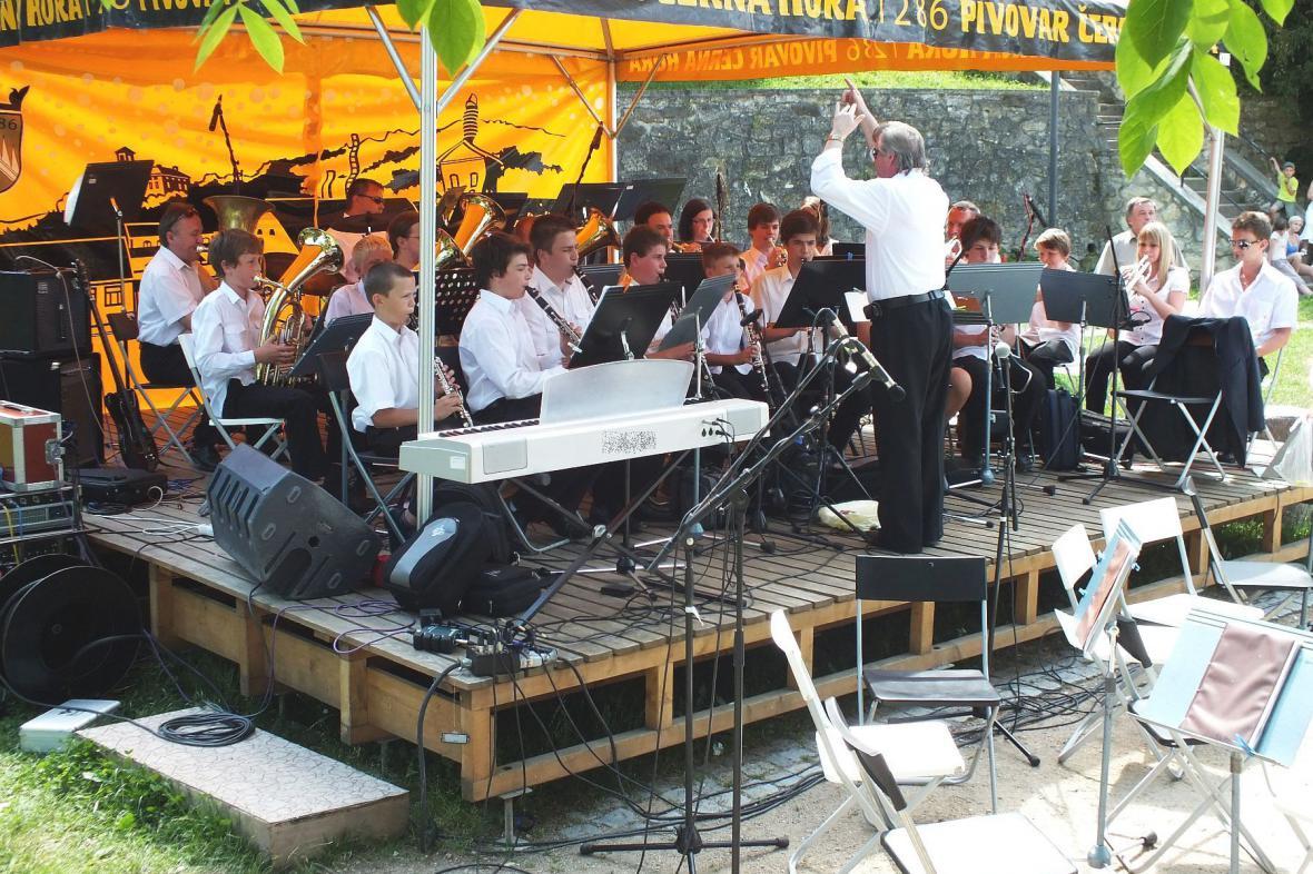 13. ročník promenádních koncertů v Boskovicích