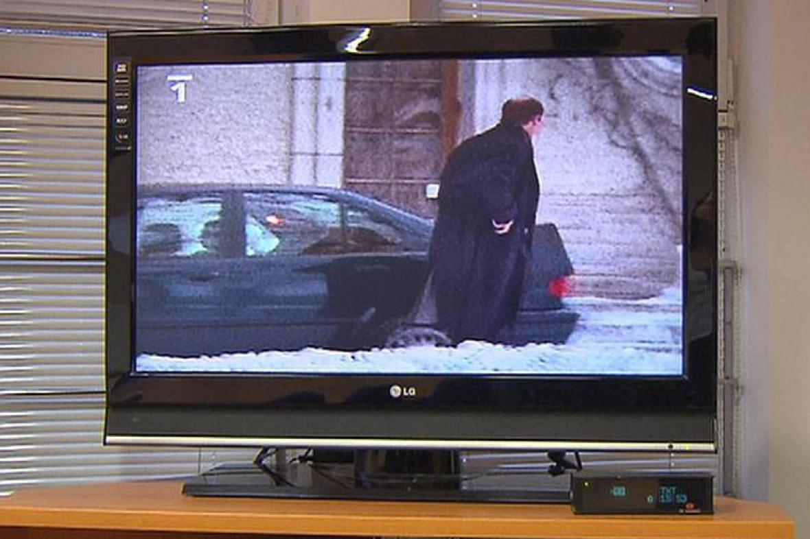 Televizor s peoplemetrem