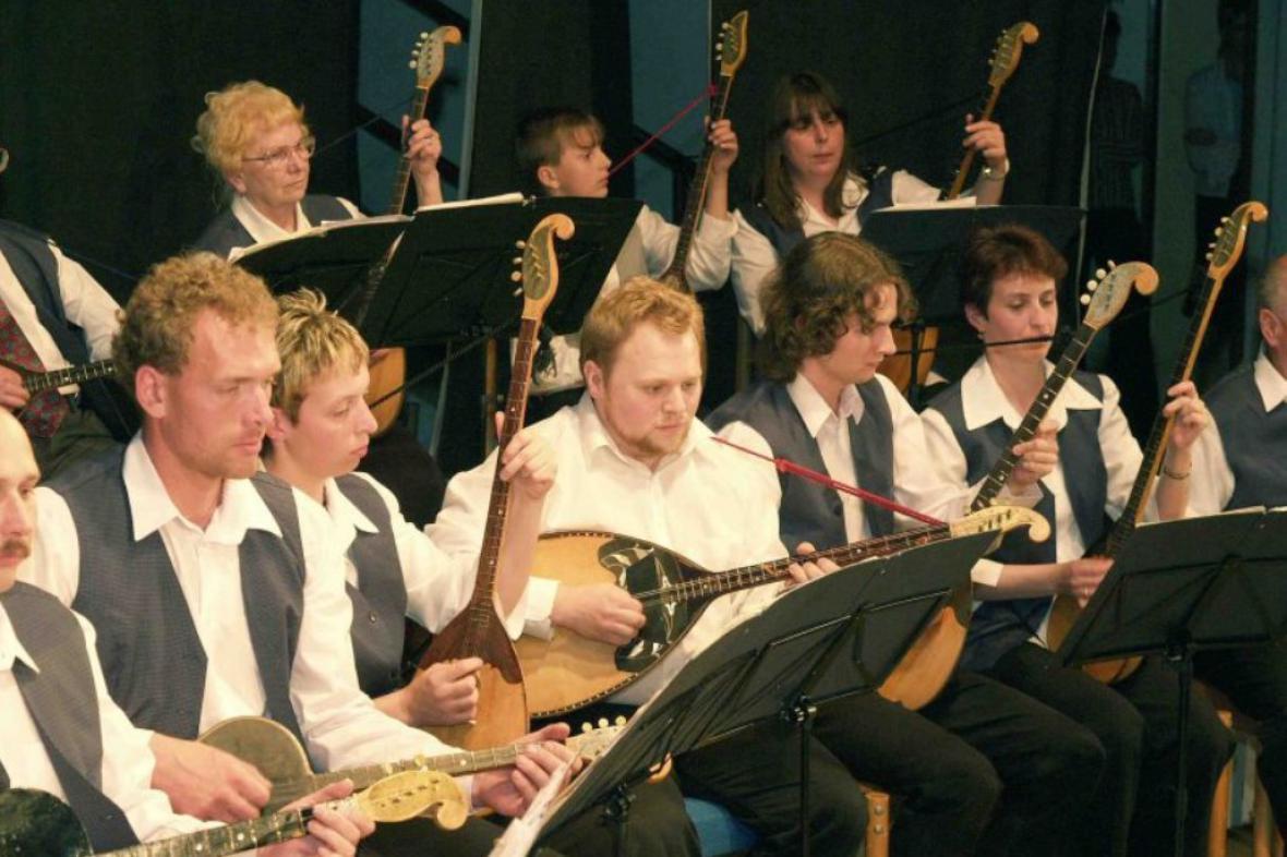 Tamburašský orchestr Brač